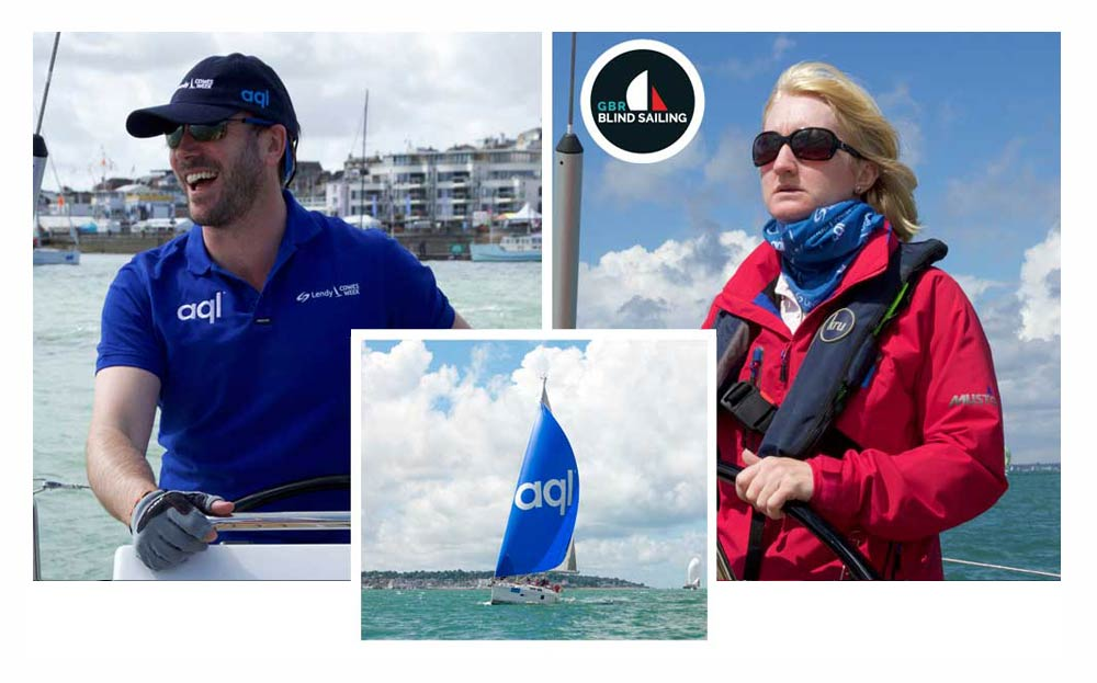 images: aql Communications Sponsor of Cowes Week