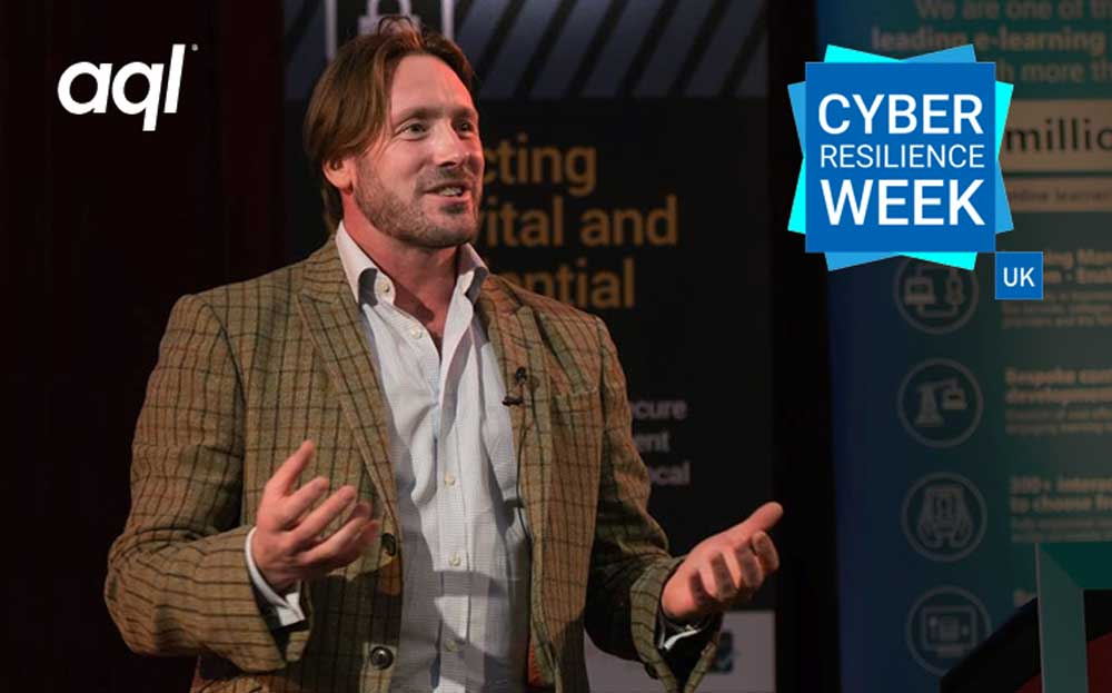 image: Cyber Resilience Week 2017