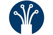 Fibre broadband icon