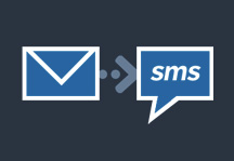 image: Email to SMS