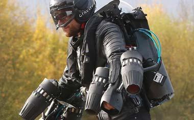 image: The Jet Suit