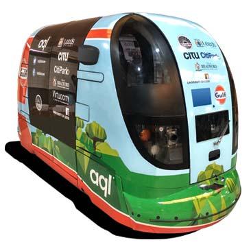 image: Autonomous pod