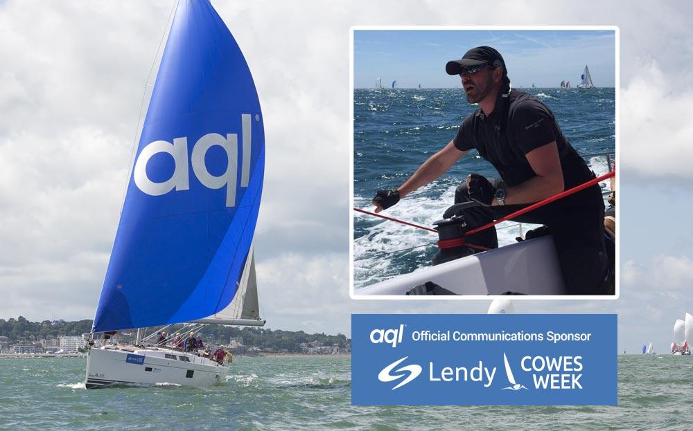 image: aql sponsors Lendy Cowes week