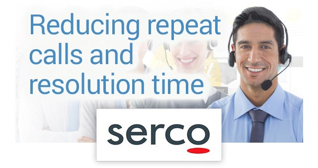 image: aql SMS Messaging for the Serco Group