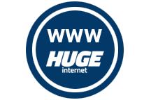 image: HUGE internet