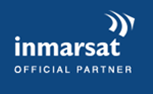 Inmarsat Official Partner logo